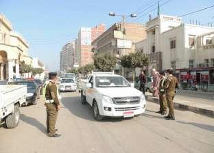 القبض على 4 أشخاص بتهمة انتحال صفة ضباط مباحث بالجيزة