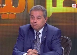 """توفيق عكاشة: توكل """"دبان"""" دمرت اليمن.. """"ومش طايقة الهدوم اللي عليها"""""""