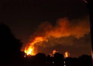 69 قتيلا إثر حريق ضخم في بنجلادش