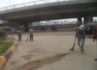 محافظ القاهرة: جار تفعيل قانون منع وحظر إلقاء القمامة بالشارع