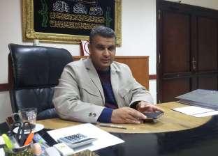 """وزيرة الصحة تجدد لإيهاب حنفي مديرا لـ""""صحة أسوان"""""""