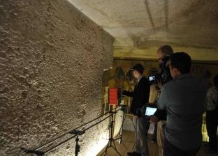 انتهاء أعمال أكبر مشروع لترميم وحماية مقبرة توت عنخ آمون بالأقصر