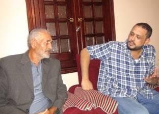 بعد تدخل الرئيس.. عودة شقيق الشهيد أحمد أبو النجا من السعودية