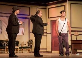 """الأحد.. استكمال عرض """"أبو كبسولة"""" على خشبة مسرح بيرم التونسي"""