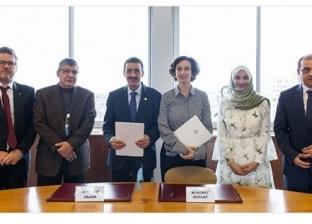 """اتفاق بين """"يونسكو"""" والبنك الإسلامي للتنمية للنهوض بالعلم"""