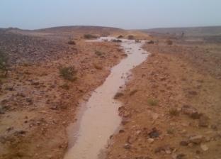 """""""ري المنيا"""" تعلن الطوارئ بمناطق مخرات السيول بشرق النيل"""