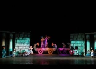 """""""رحلة الزمن الجميل"""" على مسرح العرائس"""