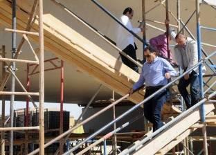 """""""الوزراء"""" يصدر 10 قرارات بتخصيص أراض لإقامة مشروعات"""