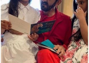 "بعد قراءة كتيبات لأحفاده.. مبادرات أطلقها ""ابن راشد"" في حب القراءة"