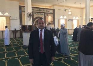 """النائب محمد عمارة يعد أهالي """"الروضة"""" بالثأر للشهداء في أقرب وقت"""