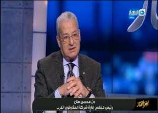 رئيس المقاولون العرب: محور روض الفرج يربط العين السخنة بالساحل الشمالي