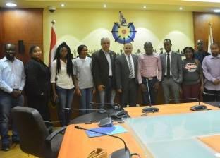 """""""البحث العلمي"""" تستضيف 12 متدربا من الدول الإفريقية في الملكية الفكرية"""