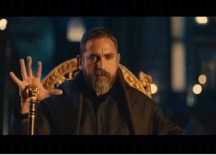 عصا أمير كرارة في مسلسل «نسل الأغراب»: من الفضة ومطلية بالذهب عيار 24