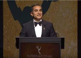 """باسم يوسف عن اتهامه باستخدام ألفاظ خارجة: """"فيه برامج بتستعملها عادي.. وأنا مؤدب جنبهم"""""""