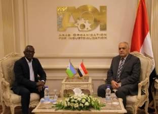 التراس لنائب رئيس أركان جيبوتي: التعاون معكم من ثوابت سياستنا الخارجية