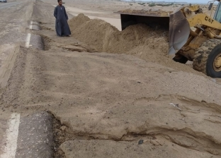 الطرق والكباري: انتشار فرق الصيانة على مستوى الجمهورية لمواجهة السيول