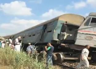عاجل| مدير إسعاف الإسكندرية: 29 حالة وفاة و50 مصابا في تصادم قطارين