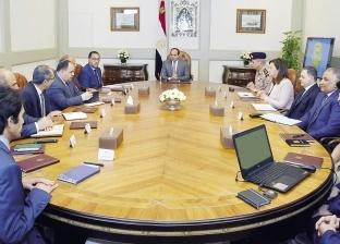 «السيسى» يوجه الحكومة بالتحول للأنظمة الرقمية وتقديم خدمات مميكنة للمواطنين
