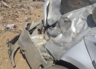 مصرع مدير أحد فنادق شرم الشيخ في حادث انقلاب سيارة