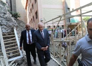 رد الجميل.. محافظ الجيزة يعلن تكريم أبناء الشهداء في أول يوم دراسي