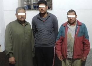 القبض على عصابة سرقة كابلات الكهرباء في الشرقية