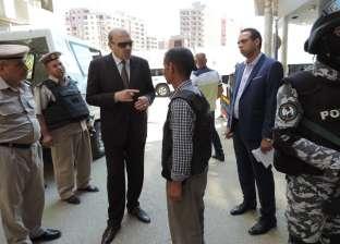 مدير أمن القليوبية يتفقد عددا من المساجد والكنائس بمدينة بنها
