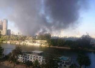 """عمال نادي الجزيرة لـ""""النيابة"""": سمعنا صوت انفجار في وصلات الكهرباء"""