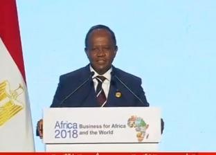 عاجل| رئيس مدغشقر: إفريقيا لديها إمكانيات لا تُستغل لصالحها