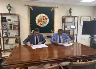 اتفاقية تعاون بين جامعتي أسوان وخايين الإسبانية لمدة 5 سنوات مقبلة