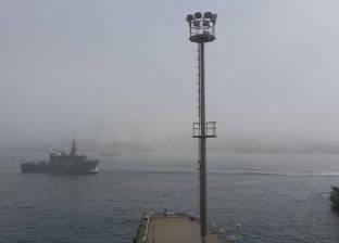 سقوط أمطار في كفرالشيخ وانتظام حركة الصيد والملاحة