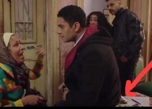 لقطة كوب الشاي تخطف الأنظار في مسلسل بـ 100 وش.. وآسر ياسين: بنجتني