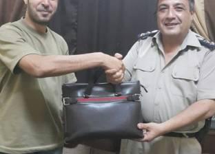 ضبط عاملين سرقا حقيبة يد من سيدة باستخدام دراجة نارية في المنوفية