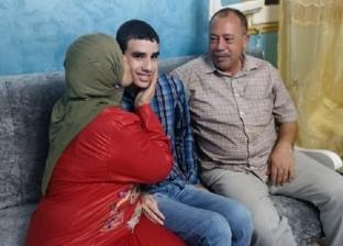 """آخره دبلوم صنايع.. جملة حولت """"مروان"""" مصاب التوحد لـ""""أول ثانوية عامة"""""""