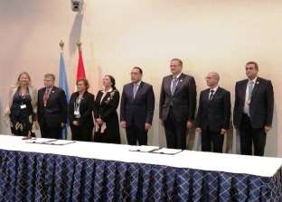 رئيس الوزراء يشهد توقيع مشروعان ضمن فعاليات مؤتمر التنوع البيولوجي