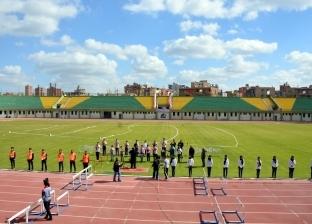 محافظ القليوبية يدشن بطولة الجمهورية تحت 16 سنة لألعاب القوى