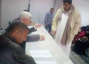 رئيس مدينة الطور يعقد اللقاء الأسبوعي لحل مشاكل المواطنين