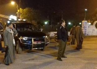"""ضبط محاميين تشاجرا على """"ركن السيارة"""" أمام لجنة فاطمة الزهراء في المحلة"""