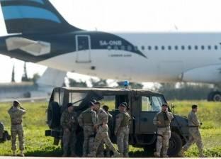 عاجل| انتهاء عملية اختطاف الطائرة الليبية بعد استسلام الخاطفين
