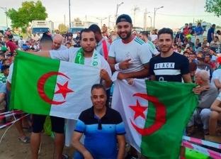 """""""هتاف للصبح وإغماءات"""".. فرحة الجزائر ليلة الفوز بكأس إفريقيا"""