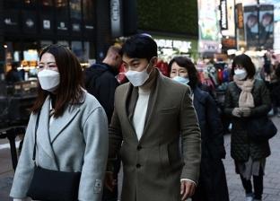 عاجل.. كوريا الجنوبية تعلن تسجيل 483 إصابة جديدة بفيروس كورونا