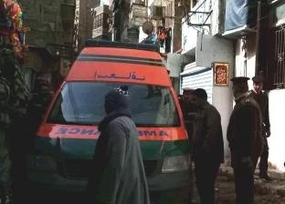 مصرع طالبة سقطت من سطح منزلها أثناء كسح مياه الأمطار بالدقهلية