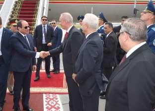 السيسي لرئيس وزراء بيلاروسيا: استثماراتكم لديها فرصة جيدة للتواجد بمصر