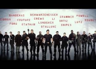 """بيتر ميمي: أحد أبطال """"expendables 3"""" سيشارك الفيلم الجديد"""
