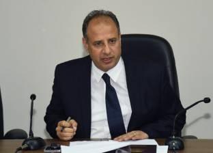 محافظ الإسكندرية يكلف السكرتير العام بمناقشة معوقات رصف طريق الكافوري