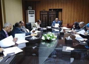 رئيس جامعة بني سويف: عقد ورش عمل حول النشر الدولي والبعثات