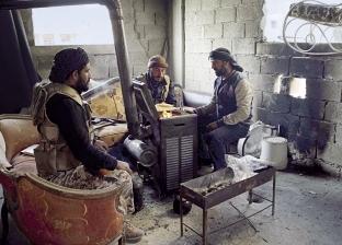أسلحة وأجهزة بث وأدوية إسرائيلية وأمريكية فى مخلفات إرهابيى سوريا
