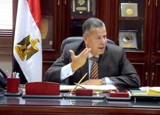 محافظ بني سويف: حققنا المركز الأول بتنفيذ قرارات مجلس المحافظين الرابع