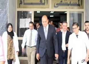 """""""صحة مطروح"""": وزير الصحة يوافق على دعم المستشفيات بـ 113 أخصائي تمريض"""