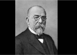 12 معلومة عن العالم روبرت كوخ Robert Koch.. زار مصر وساهم في علاج السل