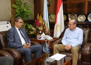 محافظ كفر الشيخ: استراتيجية جديدة للاستفادة من قش الأرز وحملة ضد حرقه